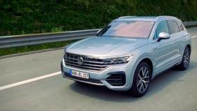 Фото Volkswagen, Touareg, фольксваген, туарег, скорость, 2018