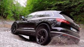 Фото Volkswagen, Touareg, фольксваген, туарег, тест, 2018